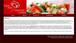 Food for Thought Cuisine